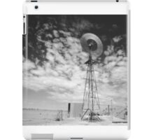 Outback water hole Infrared iPad Case/Skin