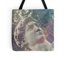 Haunted Bust Tote Bag