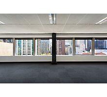 Office Window Photographic Print