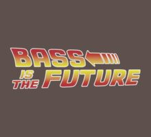 Bass is the Future One Piece - Short Sleeve
