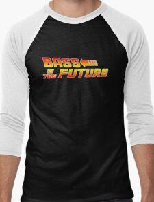 Bass is the Future Men's Baseball ¾ T-Shirt
