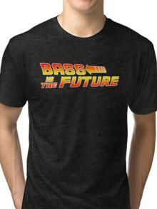 Bass is the Future Tri-blend T-Shirt