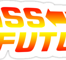 Bass is the Future Sticker