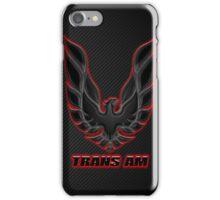 Trans Am  iPhone Case/Skin