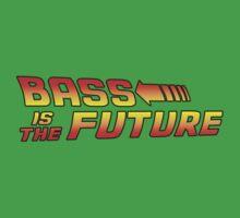 Bass is the Future II Kids Tee