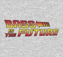 Bass is the Future II One Piece - Long Sleeve