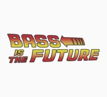 Bass is the Future II Kids Clothes