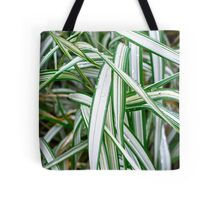 Ribbon Grass Tote Bag