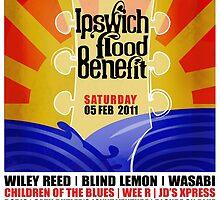 Ipswich Flood Benefit by BenClark