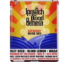 Ipswich Flood Benefit iPad Case/Skin