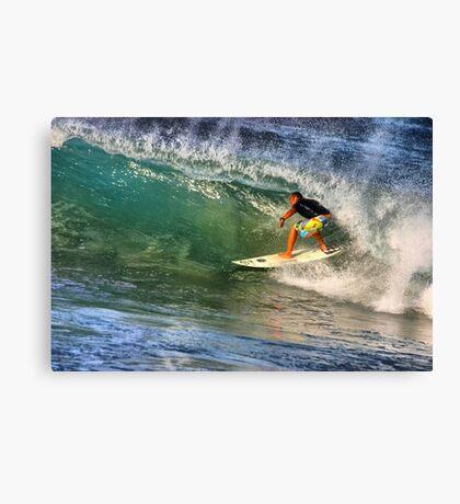 Catch a Wave Canvas Print