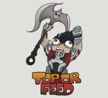 Top or Feed  by AllKindsOfYES