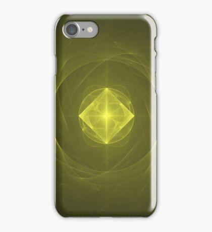 Gazing Into The Eye of the Pyramid | Future Art Fashion iPhone Case/Skin