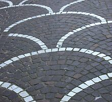 Pavement Patterns by Indrani Ghose