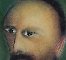 Portrait Of Samson. by Tim  Duncan