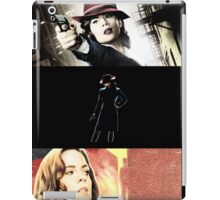 Marvel Agent Carter iPad Case/Skin
