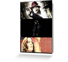 Marvel Agent Carter Greeting Card