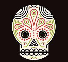Muertos Skull by Zak Rutledge