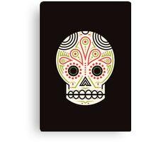 Muertos Skull Canvas Print