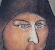 A Flemish Lady. by Tim  Duncan