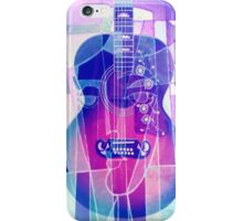 5161i Guitar with Face iPhone Case/Skin