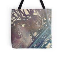 Haunted Girl Tote Bag
