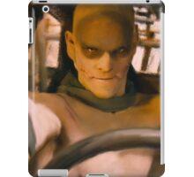 Slit - The Driver iPad Case/Skin