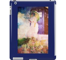 Time Travel In Art iPad Case/Skin
