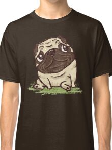 Pug that relaxes Classic T-Shirt