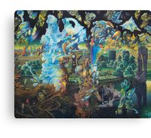 """Springtime in the Eleventh Dimension"" Canvas Print"