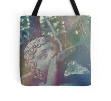 Haunted Child Tote Bag