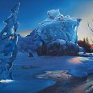 """Cold Dawn"" by James McCarthy"