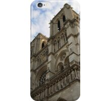 Notre Dame de Paris West End iPhone Case/Skin