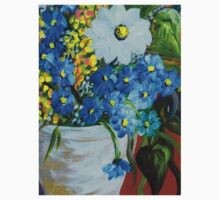 Flowers in a White Vase T-Shirt