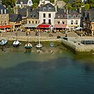 Port de St Goustan,  Auray, Brittany, France by Buckwhite