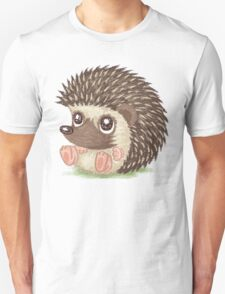 Round hedgehog Unisex T-Shirt