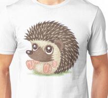 Round hedgehog Unisex T-Shirt