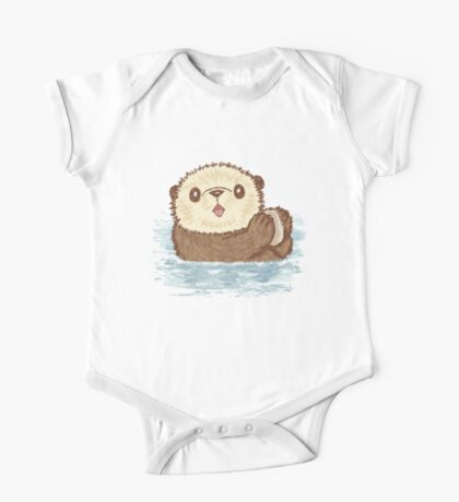 Sea otter Kids Clothes