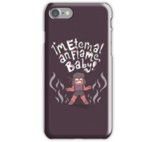 Ruby and the Eternal Flame iPhone Case/Skin