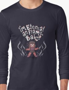 Ruby and the Eternal Flame Long Sleeve T-Shirt