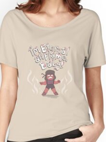 Ruby and the Eternal Flame Women's Relaxed Fit T-Shirt