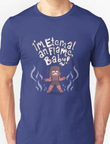 Ruby and the Eternal Flame Unisex T-Shirt