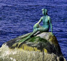 Lady in the Water by Cmarcotte