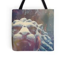 Haunted Courage  Tote Bag