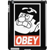 OBEY Stanley Pines iPad Case/Skin