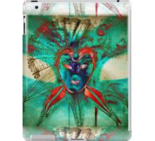5124 Mardi Gras memories  iPad Case/Skin