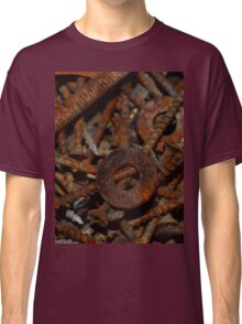 Rusted Nails Classic T-Shirt