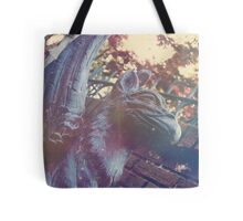 Haunted Griffin Tote Bag