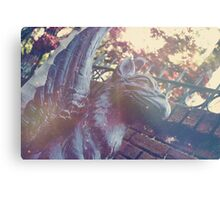 Haunted Griffin Metal Print