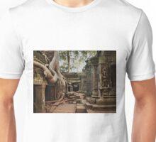Temple, angkor Wat. Cambodia Unisex T-Shirt
